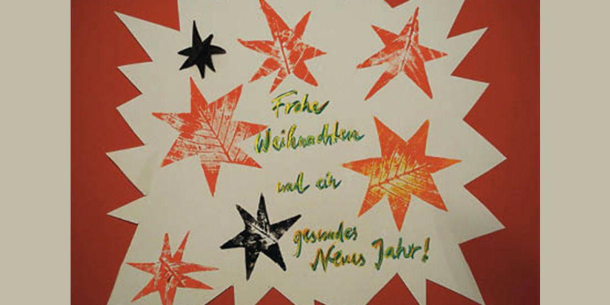 Frohe Weihnachten Und Ein Neues Jahr.Frohe Weihnachten Und Ein Frohes Neues Jahr
